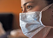 Swine flu 'a threat to humanity'