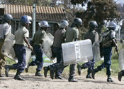 'Child rape' rage of vigilante villagers