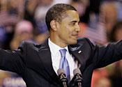 Hungry Obama takes motorcade to burger bar