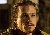 New Heath Ledger film pic online