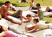 People told 'prepare for a heatwave'