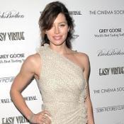 Jessica Biel shines at NY premiere