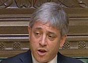 New Speaker will not claim second home allowance