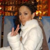 J-Lo: losing baby weight not easy
