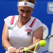 Kuznetsova claims French Open title