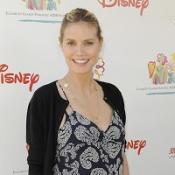 Heidi Klum attends charity carnival