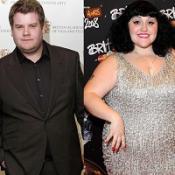 Celebs make weight-gain 'normal'