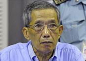 Khmer Rouge survivor: Paintings saved me