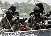 Nigerian rebels call ceasefire