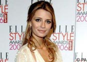 Mischa Barton comes out of hospital