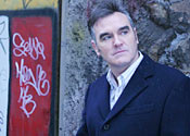 Morrissey announces London gig