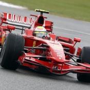Ferrari optimistic over Massa