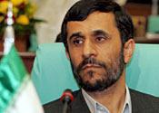 Ahmadinejad sworn in as President