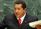 Chavez warns of Colombia 'confrontation'