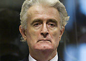 Karadzic claims 'clear conscience'