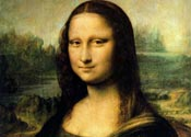 Mona Lisa attacked by cup-thrower