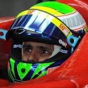 'Lucky' Massa vows to return