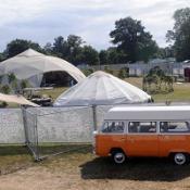 Thousands flock to V Festival sites