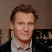 Neeson finds solace in America