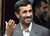 Ahmadinejad 'proud' of Holocaust denial