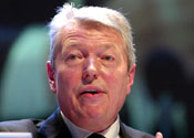 Alan Johnson sets out review of control orders