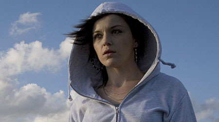 Katie Jarvis stars in Fish Tank