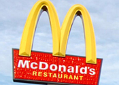 McDonald's loses McCurry row