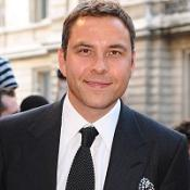 David Walliams arriving for the GQ Men of the Year Awards at the Royal Opera House, Covent Garden.