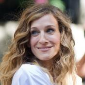 Sarah Jessica Parker is filming the Sex And The City movie sequel