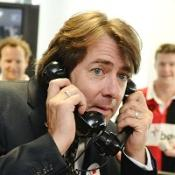 Jonathan Ross had a go at City trading
