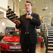 Lord Mandelson urged regulators to ensure the future of the UK's Vauxhall plants was not put at risk