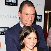Dominic West said he didn't need to give daughter Martha any advice