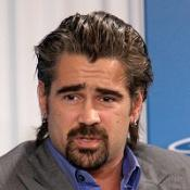 Colin Farrell is 'very excited' at becoming an expectant father
