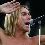 Living legend gong for Iggy Pop