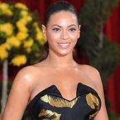 Beyonce Knowles at the 81st Academy Awards in Los Angeles