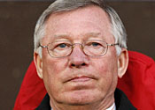 Banned: The FA threw the book at Sir Alex Ferguson for his tirade about Alan Wiley