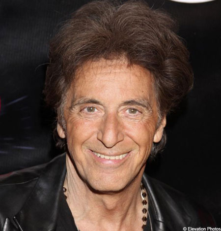 Al Pacino revealed he used to have sex with an older woman in exchange for food and shelter