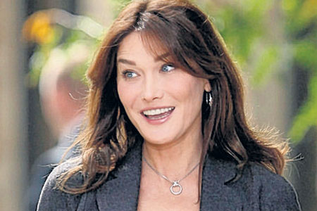 Carla Bruni's charms may have sparked a diplomatic row