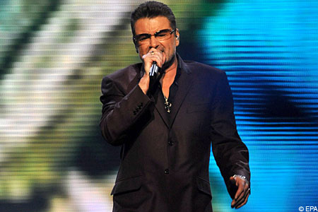 George Michael is aiming for a Christmas hit with December Song
