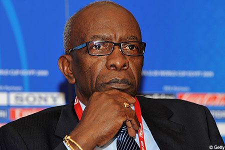 Warning: Fifa vice-president Jack Warner