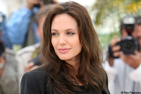 Bombshell: Jolie rocked by family affair claims