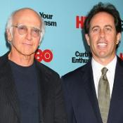 Larry David thoroughly enjoyed the Seinfeld reunion