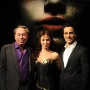 Lloyd Webber opens Phantom sequel