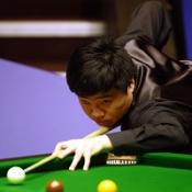 Ding blows Williams away to reach final