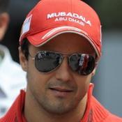 Ferrari rule out Massa return this season