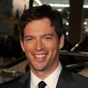 Harry Connick Jr was pleased with the way he handled the situation
