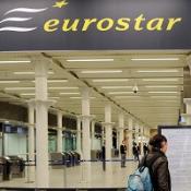 Passenger numbers up on Eurostar