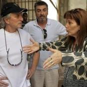 Michael Douglas in visit to Cuba