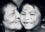 Sting's rainforest photos showcase indigenous peoples
