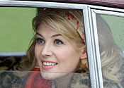 Rosamund Pike chips away the ice maiden